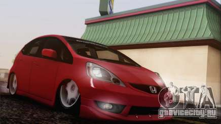 Honda Jazz RS DUB 2010 для GTA San Andreas