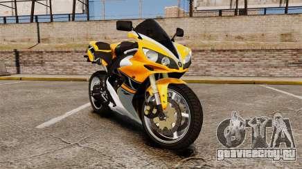 Yamaha R1 RN12 v.0.95 для GTA 4