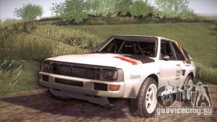 Audi Sport Quattro 1984 для GTA San Andreas