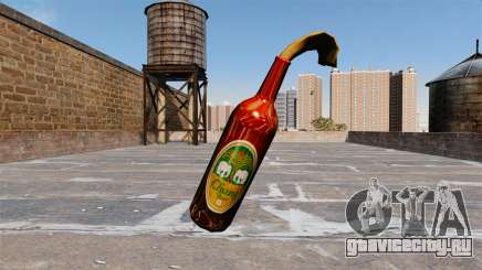 Коктейль Молотова -Chang Beer- для GTA 4