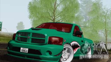 Dodge Ram SRT10 Shark для GTA San Andreas