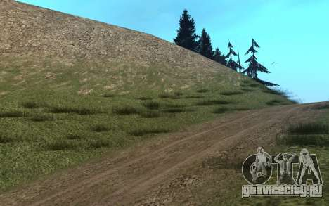 RoSA Project v1.3 Countryside для GTA San Andreas пятый скриншот