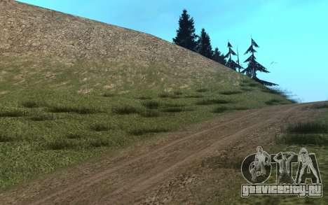 RoSA Project v1.3 Countryside для GTA San Andreas пятый скриншот