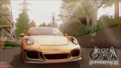 BRC ENB 2.0 для GTA San Andreas третий скриншот