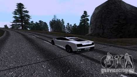 New Roads v2.0 для GTA San Andreas десятый скриншот