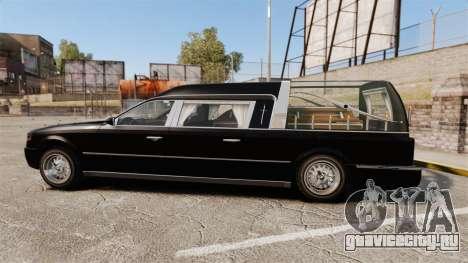 Albany Romero new wheels для GTA 4 вид слева