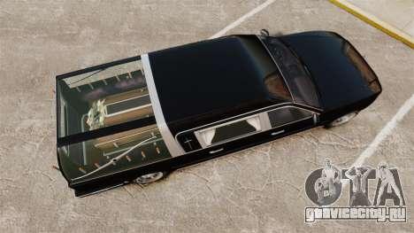 Albany Romero new wheels для GTA 4 вид справа