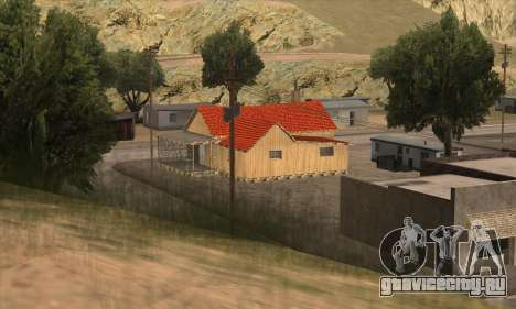 Новый дом Сиджея в Эль-Кебрадос v1.0 для GTA San Andreas второй скриншот