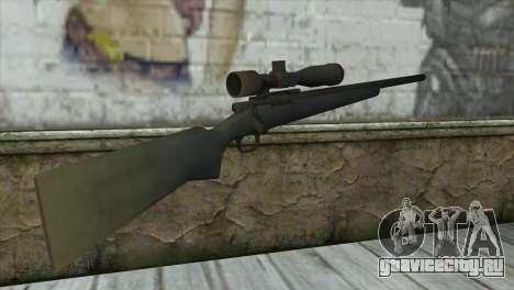 M40A1 Sniper Rifle для GTA San Andreas второй скриншот