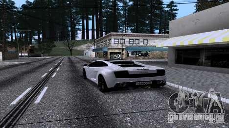 New Roads v2.0 для GTA San Andreas одинадцатый скриншот