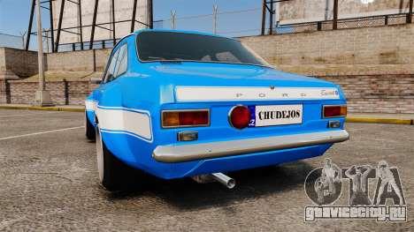 Ford Escort MK1 FnF Edition для GTA 4