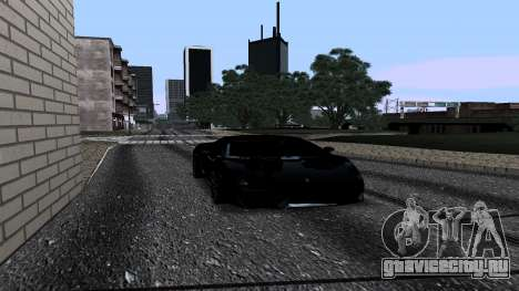 New Roads v2.0 для GTA San Andreas четвёртый скриншот