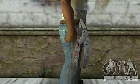 Мститель для GTA San Andreas третий скриншот