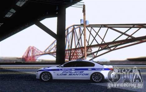 ENBS V4 для GTA San Andreas седьмой скриншот