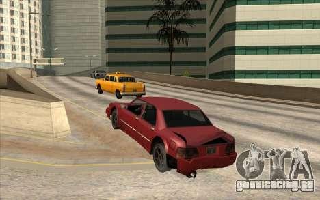 CLEO Fix Wheels для GTA San Andreas третий скриншот