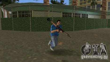 Рескин РПГ-7 для GTA Vice City второй скриншот