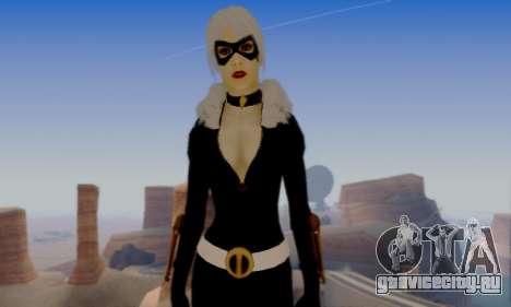 Женщина кошка для GTA San Andreas шестой скриншот