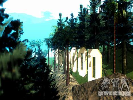 New Vinewood Realistic для GTA San Andreas третий скриншот