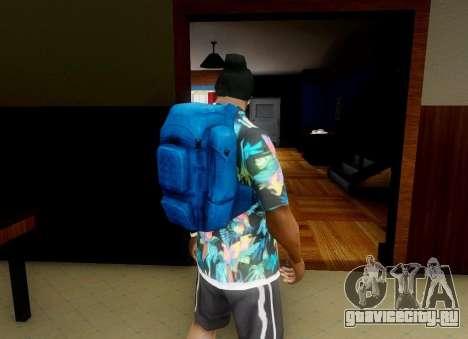 Рюкзак из State of Decay для GTA San Andreas второй скриншот