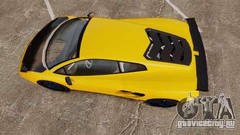 GTA V Pagassi Vacca для GTA 4 вид справа