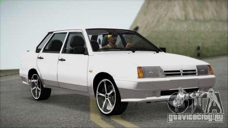 ВАЗ 21099М для GTA San Andreas