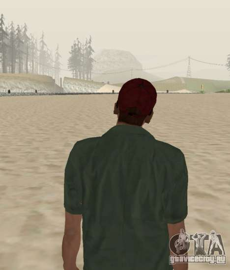 New Zero для GTA San Andreas четвёртый скриншот