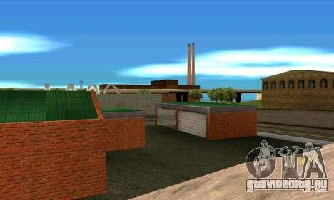 Новый гараж в San Fierro для GTA San Andreas четвёртый скриншот