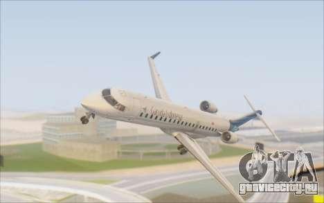 Garuda Indonesia Bombardier CRJ-700 для GTA San Andreas
