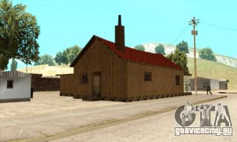 Новый дом Сиджея в Эль-Кебрадос v1.0 для GTA San Andreas третий скриншот
