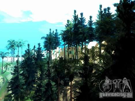 New Vinewood Realistic для GTA San Andreas второй скриншот