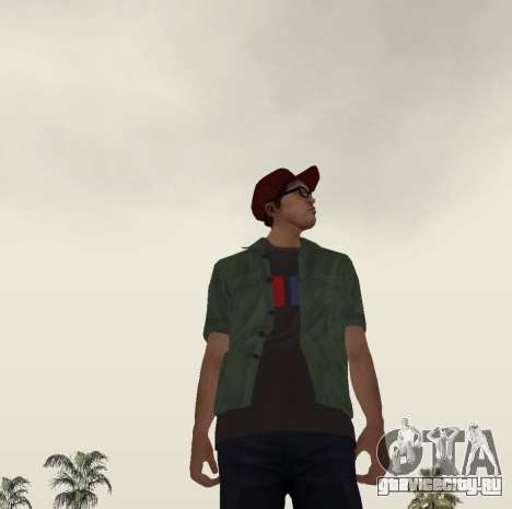 New Zero для GTA San Andreas пятый скриншот