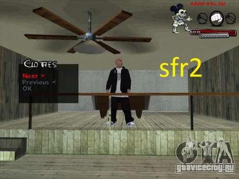 Скины Surenos 13 для GTA San Andreas второй скриншот