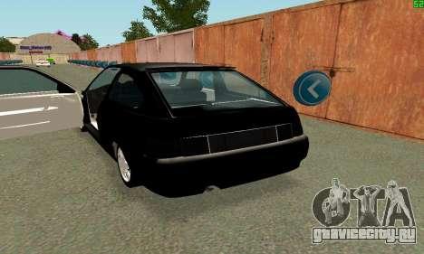 VAZ-21123 TURBO-Кобра для GTA San Andreas вид справа