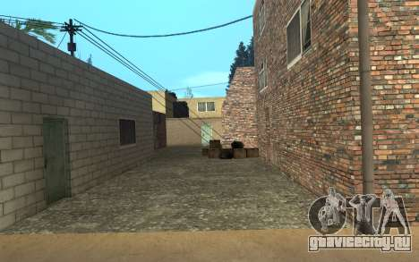 RoSA Project v1.3 Countryside для GTA San Andreas десятый скриншот