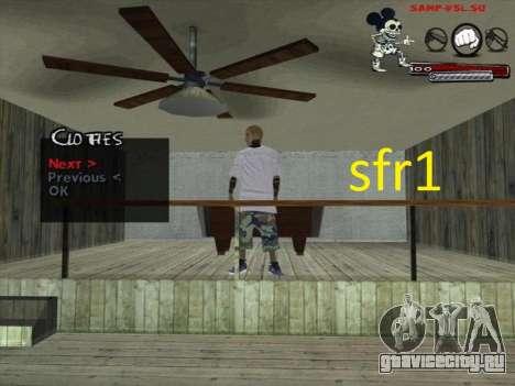 Скины Surenos 13 для GTA San Andreas четвёртый скриншот
