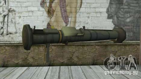 AT4 Rocket Launcher для GTA San Andreas