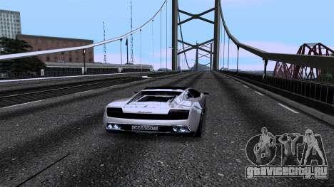 New Roads v2.0 для GTA San Andreas восьмой скриншот