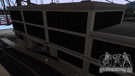 Новые текстуры SFPD для GTA San Andreas третий скриншот