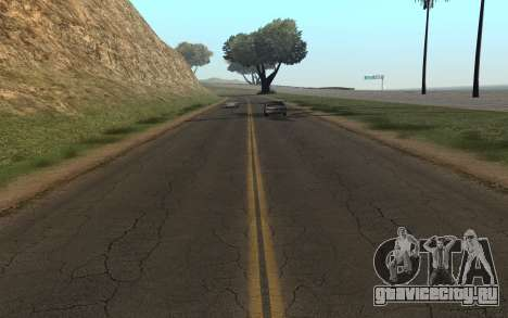RoSA Project v1.3 Countryside для GTA San Andreas второй скриншот