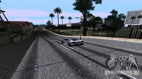 New Roads v2.0 для GTA San Andreas двенадцатый скриншот