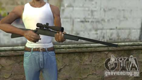 M40A1 Sniper Rifle для GTA San Andreas третий скриншот