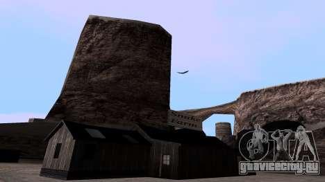 Обновленная змеиная ферма для GTA San Andreas