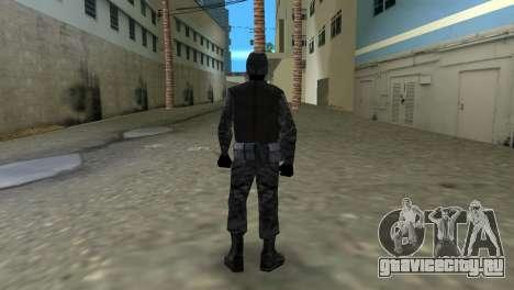 Боец Русского Спецназа из CS:CZ для GTA Vice City второй скриншот
