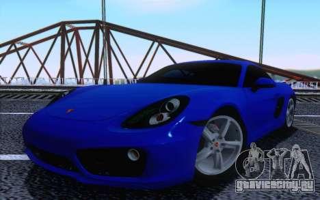 ENBS V4 для GTA San Andreas