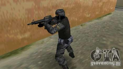 Боец Русского Спецназа из CS:CZ для GTA Vice City четвёртый скриншот