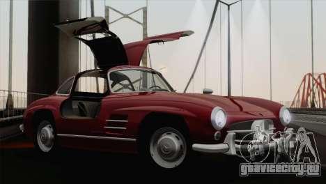 Mercedes-Benz 300SL 1955 для GTA San Andreas
