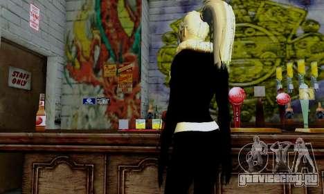 Женщина кошка для GTA San Andreas восьмой скриншот