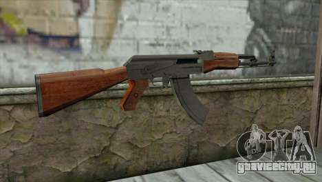 AK-47 Assault Rifle для GTA San Andreas второй скриншот