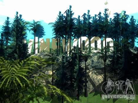 New Vinewood Realistic для GTA San Andreas