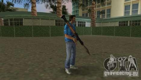 Рескин РПГ-7 для GTA Vice City